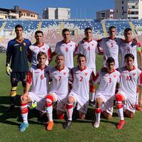 Kadetska fudbalska reprezentacija Crne Gore