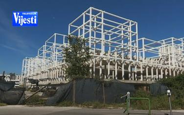 Zgrada planirana u blizini Rektorata