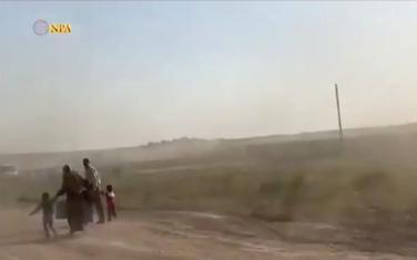Detalj sa sjevera Sirije