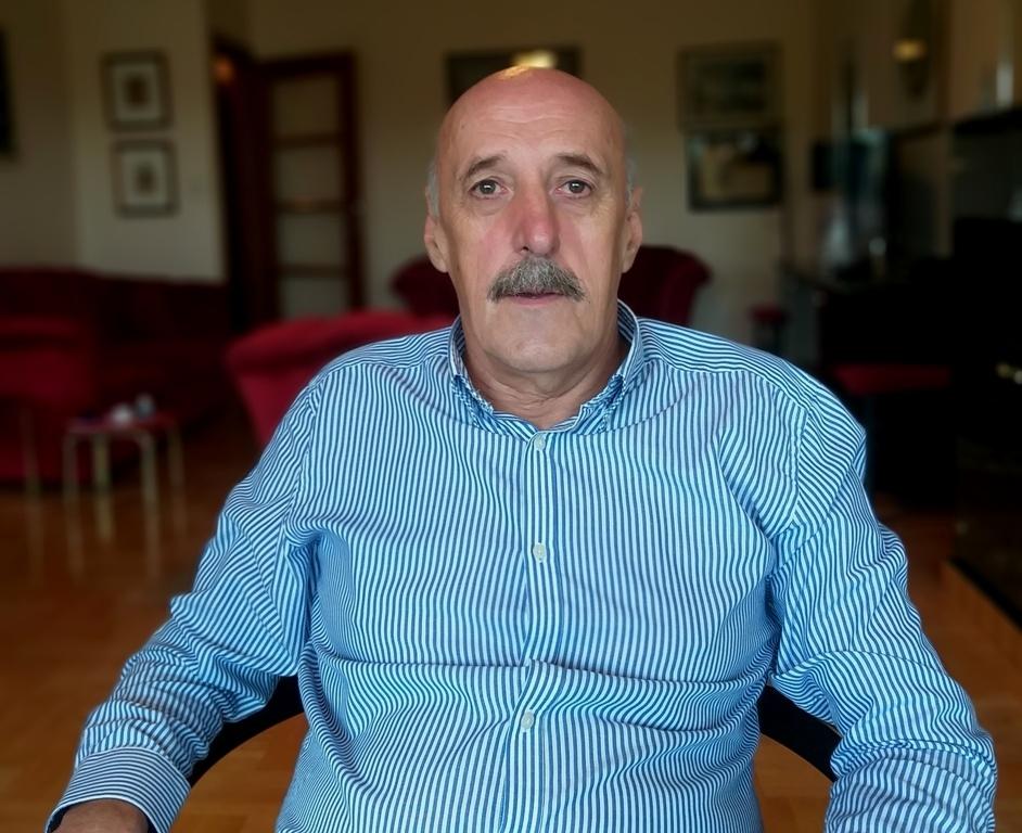Oca se više sjećam iz priča: Vladimir Komnenić