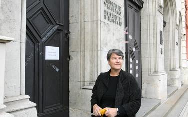 Rektorka Beogradskog univerziteta Ivanka Popović