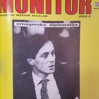 Naslovna strana Monitora