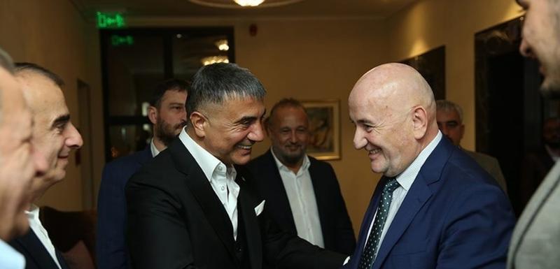 Sedat Peker sa ministrom saobraćaja Osmanom Nurkovićem