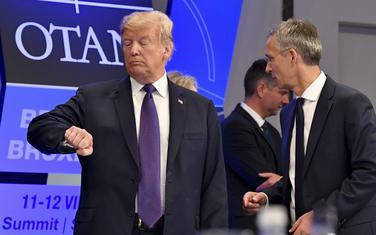 Evropa bez zaštite ako SAD napusti NATO: Tramp i Stoltenberg