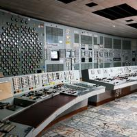 Kontrolna soba u Černobilju