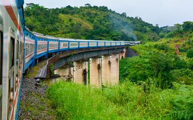 Pruga u Tanzaniji