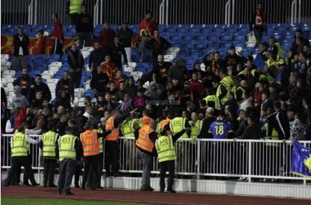 Crnogorski navijači