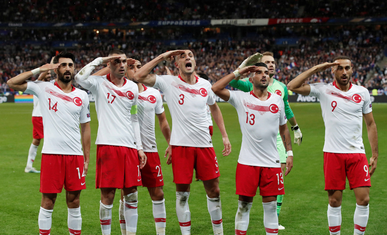 Fudbaleri Turske