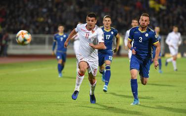 Bećiraj na meču sa Kosovom