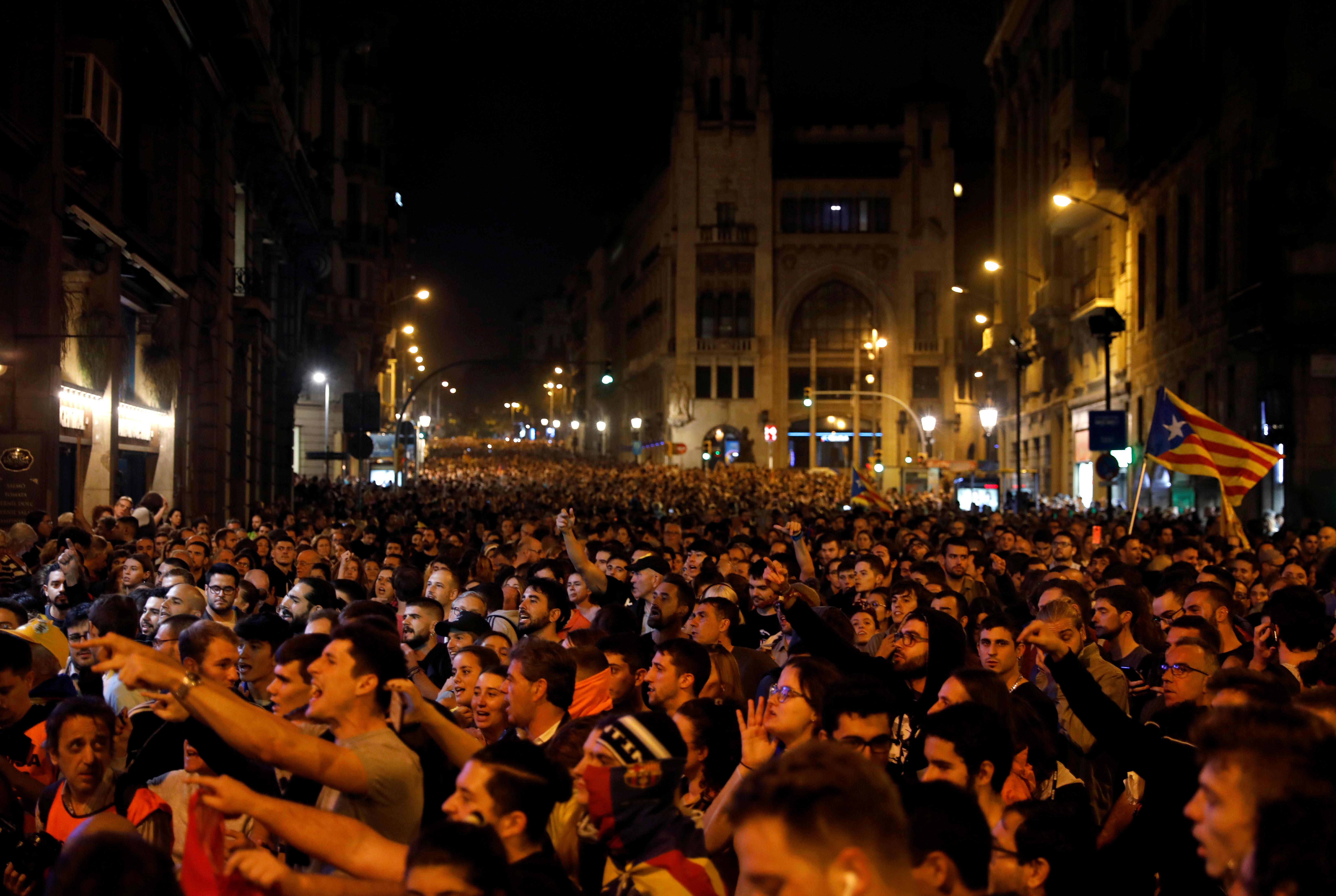 Protesti organizovani na više lokacija