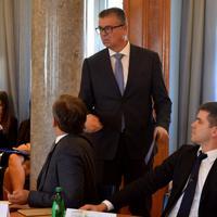Gvozdenović sa članovima Odbora