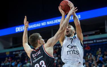 Nemanja Gordić je imao 13 poena, sedam asistencija i šest skokova