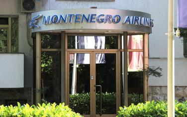 Sjedište kompanije Montenegro erlajns