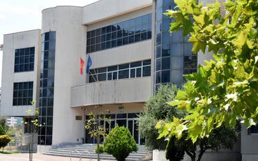 Zgrada Rektorata UCG