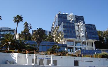 Hotel Plaza Vektra Boka