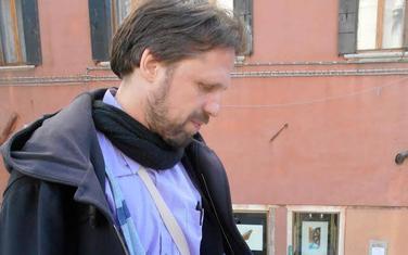 Miklavž Komelj je pjesnik, prevodilac i istoričar umjetnosti