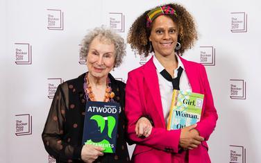 Margaret Atvud i Bernardin Evaristo
