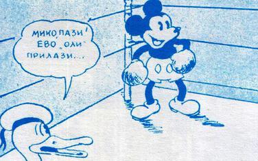 Miki Maus je svetski fenomen, ali koliko ljudi zna za njegovog jugoslovenskog brata?