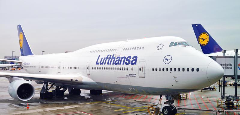 Avion Lufthanze