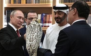 Putin bio u zvaničnoj posjeti Rijadu
