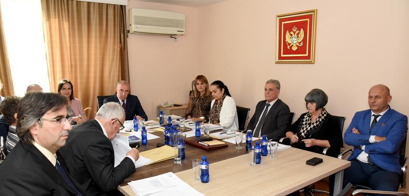 Sa sjednice Tužilačkog savjeta