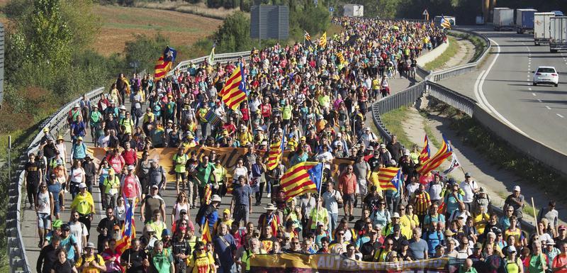 Demonstracije u Španiji