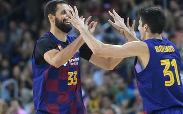 Košarkaši Barselone