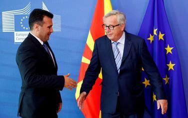 Premijer Sjeverne Makedonije sa šefom EK u junu u Briselu
