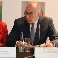 Vesna Medenica i Ivica Stanković
