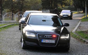 Službena vozila često se koriste i u kampanjama (arhiva)