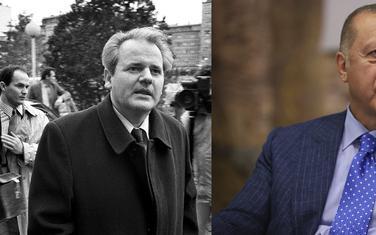 Milošević i Erdogan