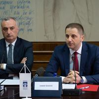 "A gdje je pečat?"": Nikolić i Šehović"