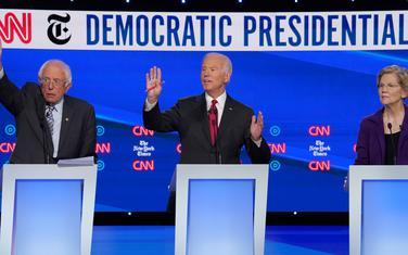 Nisu ponudili jasnu alternativu: Sanders, Bajden i Vorenova