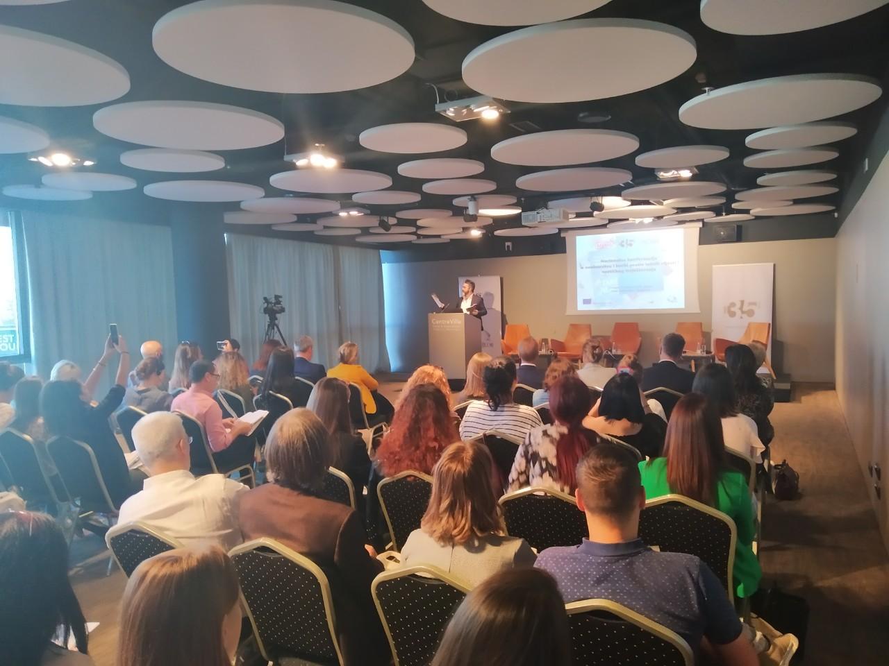 Konferencija o medijima, Darko Ivanović