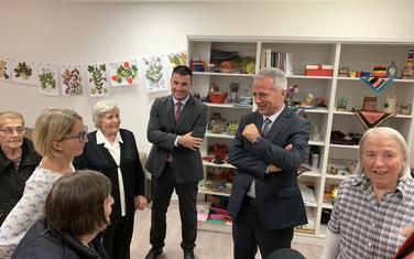 Ministar u radnoj posjeti