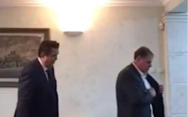 Duško Knežević i Slavoljub Stijepović