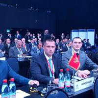 Crnogorska delegacija u Čileu