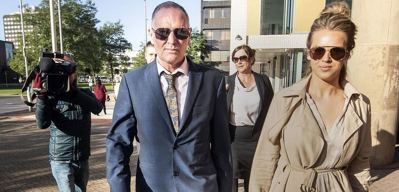 Pol Gaskojn dolazi na čitanje presude
