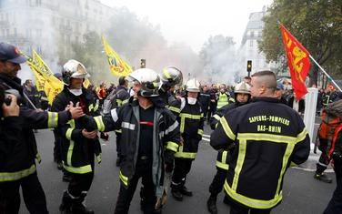 Francuski vatrogasci
