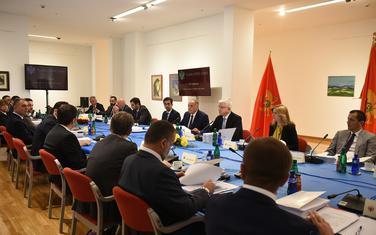 Sa sjednice Vlade u Pljevljima