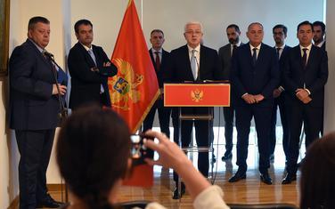 Konferencija za medije nakon sjednice Vlade u Pljevljima