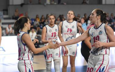 Košarkašice Budućnosti