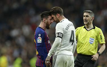 Čekaće se novi obračun kapitena: Lionel Mesi i Serhio Ramos na utakmici u Madridu 2. marta