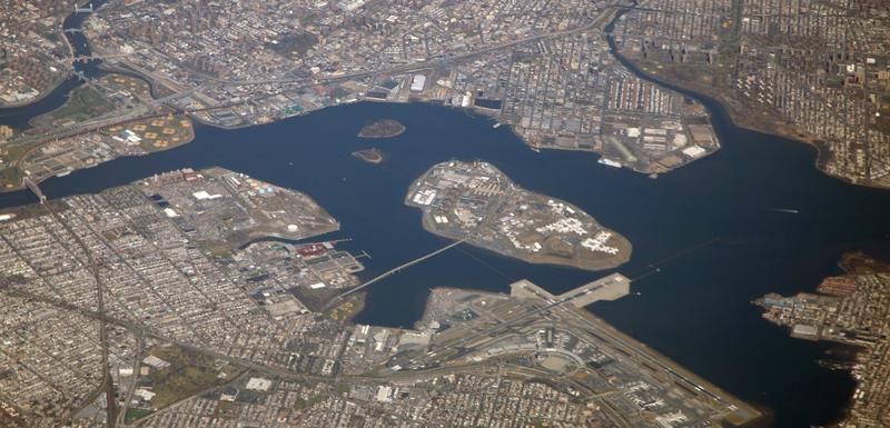 Rikers iz vazduha