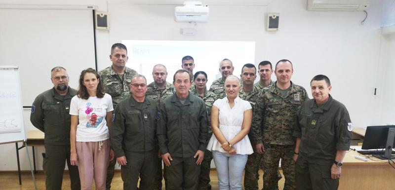 Učesnici obuke