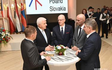 Prijem ambasadora Višegradske grupe