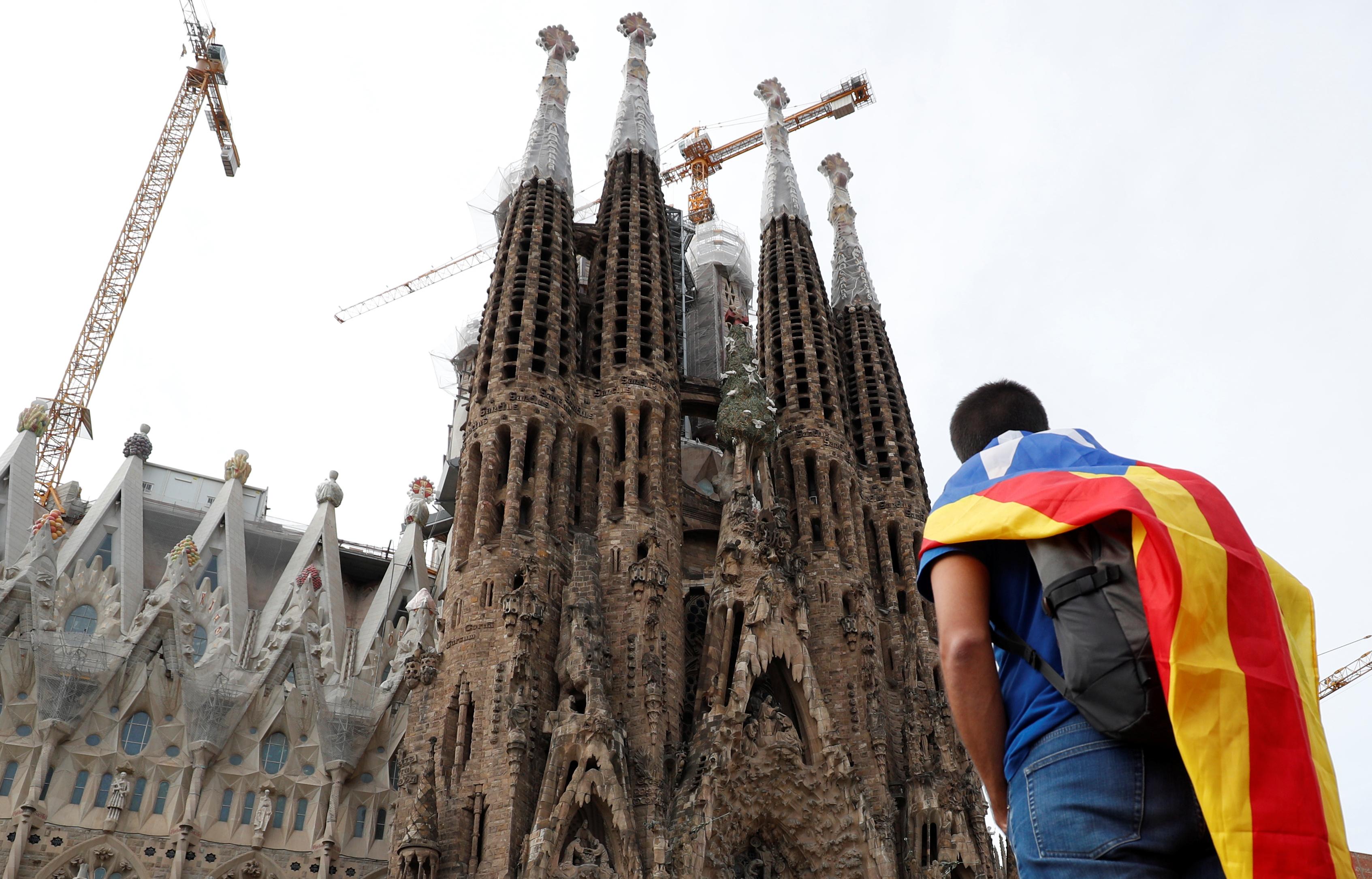 Zatvorena i katedrala: Barselona