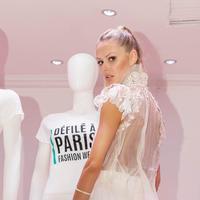 Jedan od modela koje je predstavila u Parizu