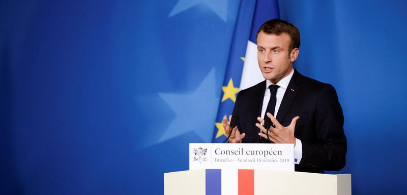 Francuski predsjednik Emanuel Makron
