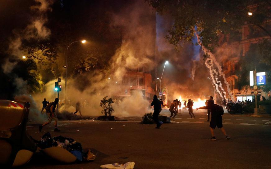 Neredi u Barseloni